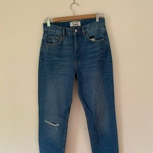 julia cigarette jeans (cropped)